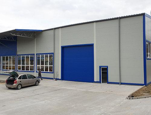 V Bernolákove vyrástla nová hala pre výrobcu svetelnej reklamy