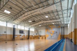 Športová hala v Radotíne, referencie LLENTAB oceľové haly