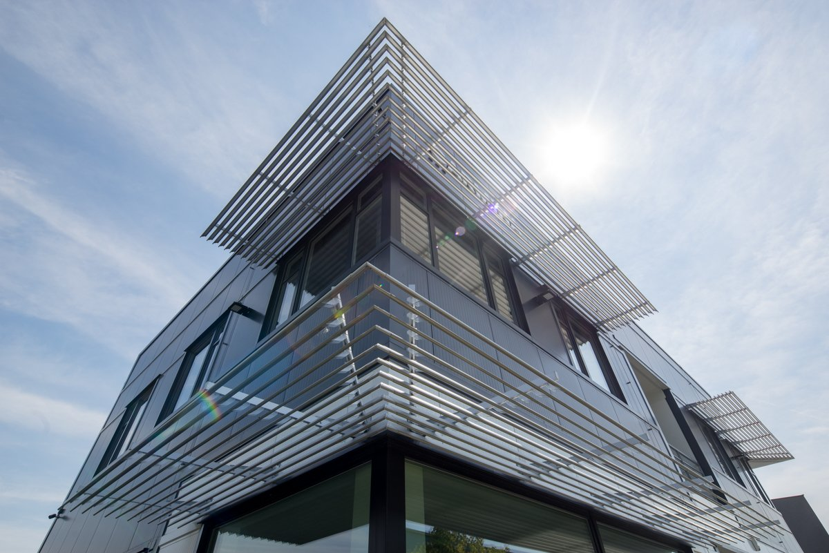 LLENTAB oceľové haly - Architekti a dizajnéri