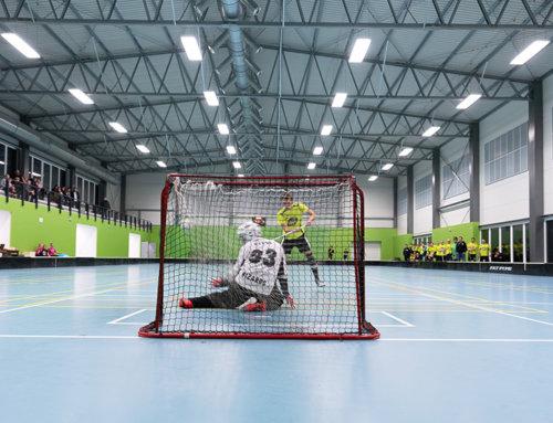Oceľové haly LLENTAB pre šport si v Európe vybudovali dobré meno