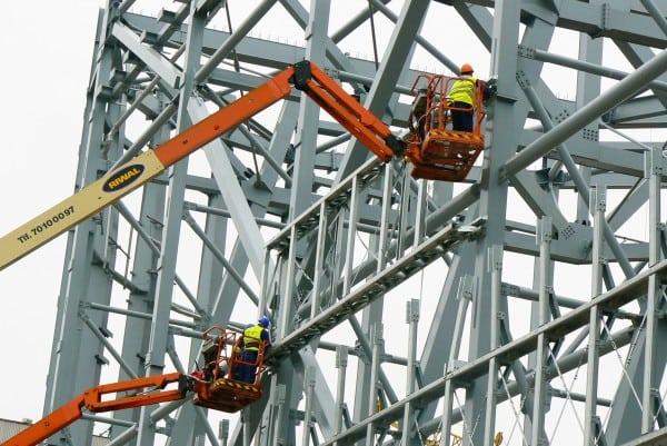 Projektová a výrobná činnosť je certifikovaná podľa STN EN 1090-1