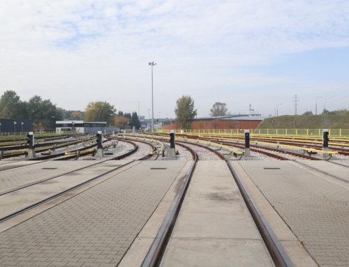 LLENTAB dobýva v Poľsku oblasť koľajovej dopravy!