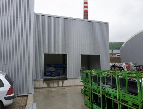 V máji pribudla na Slovensku ďalšia nová hala LLENTAB