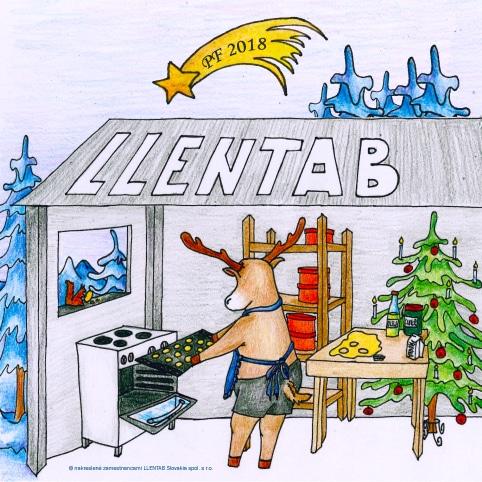 PoĎakovanie za spoluprácu - klienti LLENTAB oceľové haly