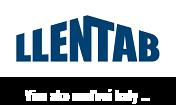 Montované oceľové haly LLENTAB Logo