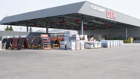 Predajná hala – Prístrešok stavebnín - vyjadrenia zakaznika LLENTAB