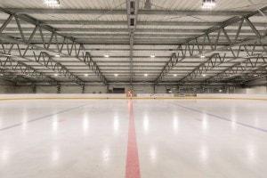 Hokejový štadión v Liptovskom Mikuláši