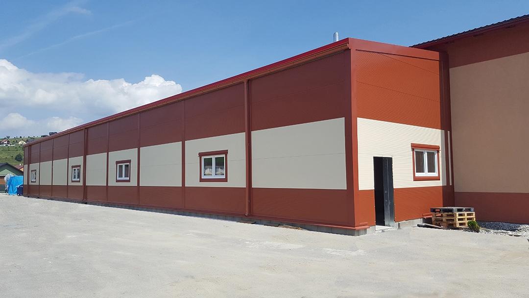 strojárskych výrobkov pre spoločnosť Prokeš & Co.SK z Oravskej Jasenice