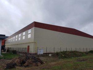 Výroba a montáž skladových hál - Kysuce jún 2017