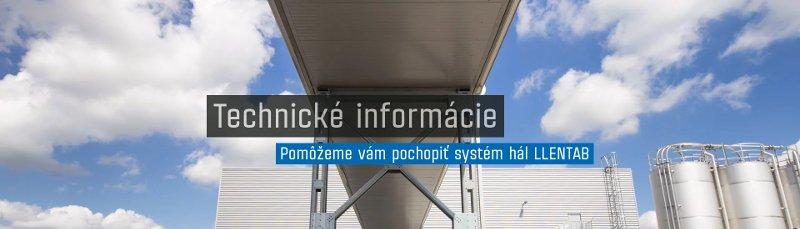 Technické informácie