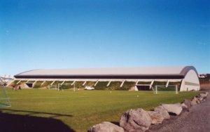Montované oceľové športové haly LLWNTAB,