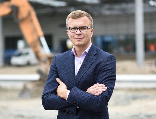 Najväčšie české stavebniny DEK stále rastú a nás teší, že tiež môžeme priložiť ruku k dielu