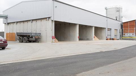 Dodanie a výroba montovanej haly - Výrobná hala, skladovacia hala - referencia LLENTAB