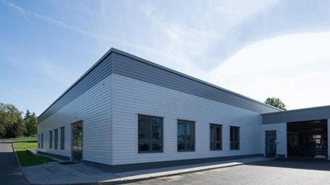 Vyrobne haly, administrativne budovy - stavba, vyroba, montaz - LLENTAB referencie